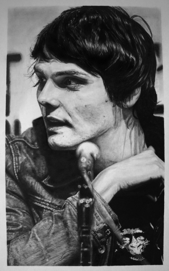 Gerard Way por RuthTyson